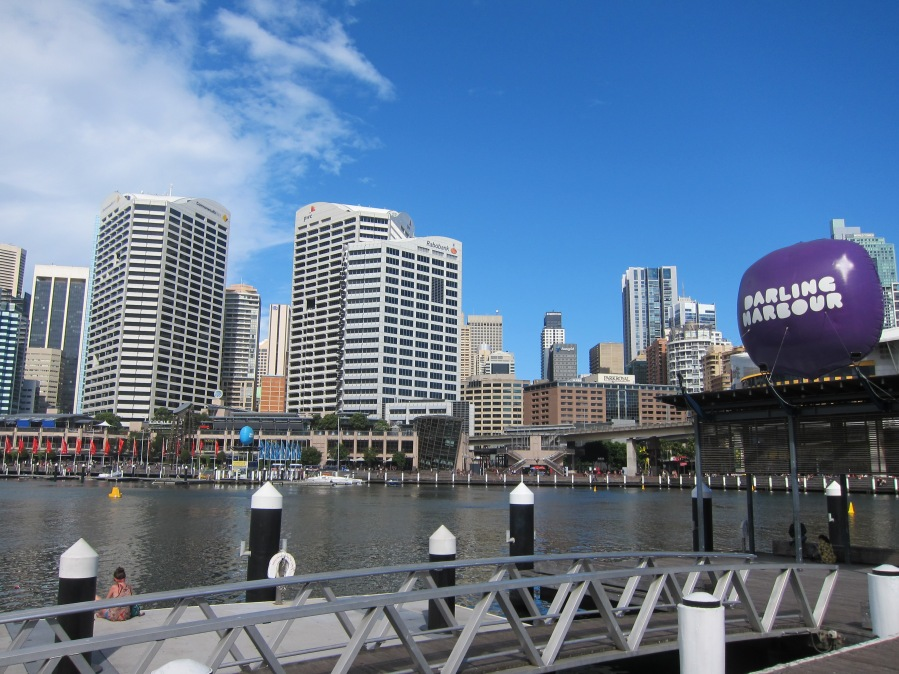 Beautiful Darling Harbour!