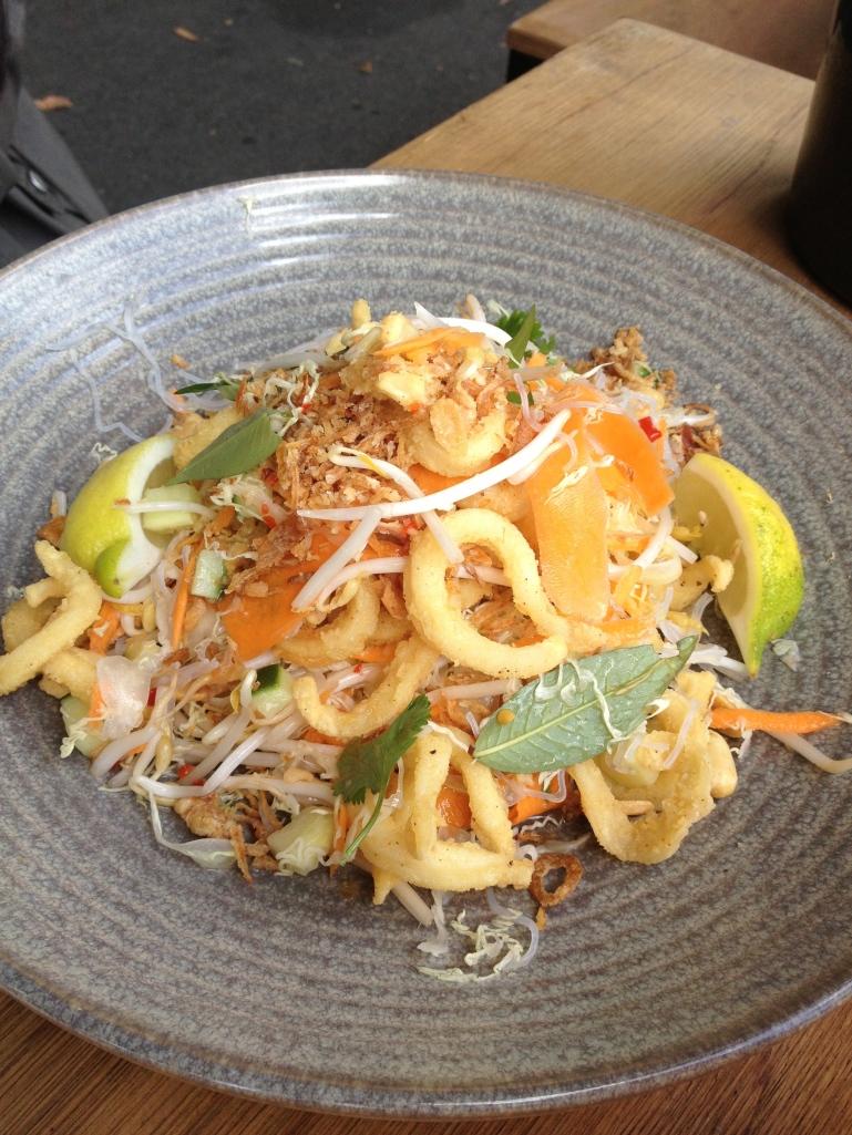 Alean's Vietnamese Salad