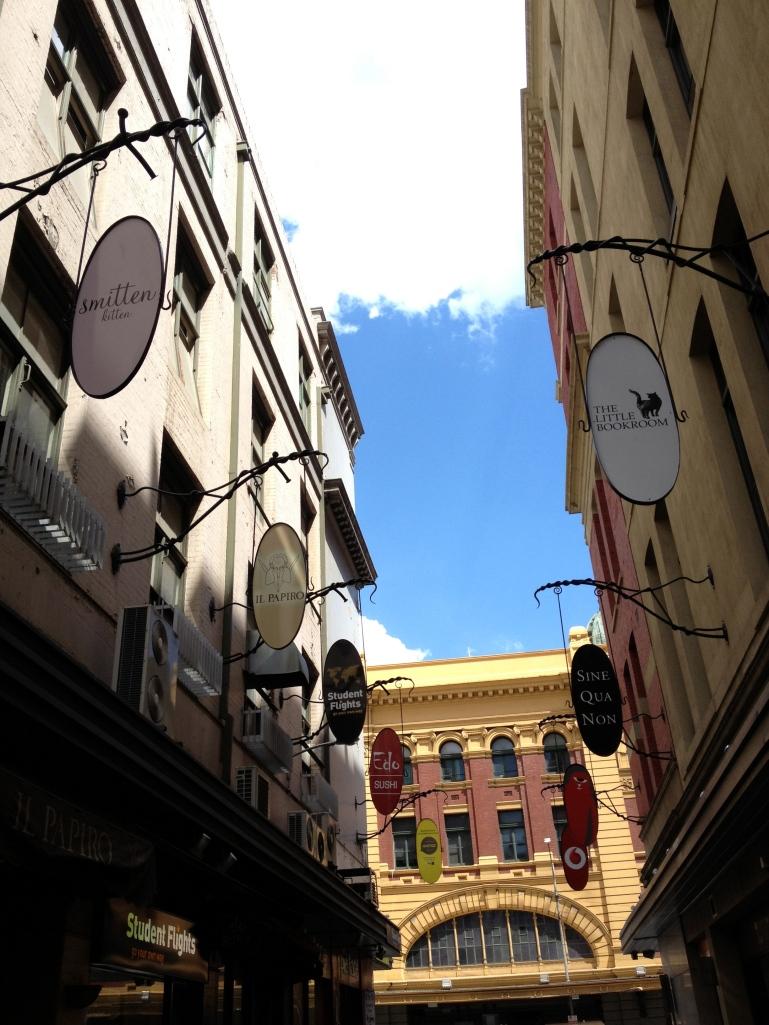 Degraves Street!