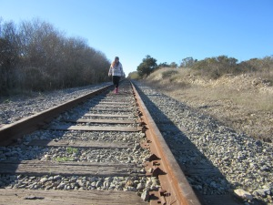 Your typical abandoned railroad picture.